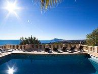 3 bedroom Villa in Altea, Costa Blanca, Spain : ref 2250433