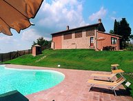 3 bedroom Villa in Certaldo, Tuscany, Italy : ref 2269841