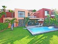 2 bedroom Villa in Maspalomas, Gran Canaria, Canary Islands : ref 2296076
