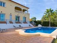 5 bedroom Villa in Javea, Costa Blanca, Spain : ref 2296178