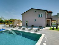 3 bedroom Villa in Pula, Istria, Croatia : ref 2299433