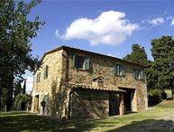 4 bedroom Villa in Sarteano, Tuscany, Italy : ref 2301715