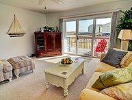 Surf Condo 611 -  Scenic Ocean View, Nautical Decor, Pool, Beach Access, Onsite Laundry