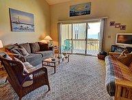 Surf Condo 636 - Wonderful Ocean View, Beachy Chic Decor, Pool, Beach Access, Onsite Laundry