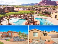 Arches Home and Red Mtn Retreat Rented Together at Paradise Village
