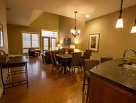 Luxury 3 Bedroom Canmore Condo with Amazing Amenities
