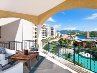 Agua Azul - Luxurious 2 bedroom, condo with breathtaking views of the Caribbean Sea