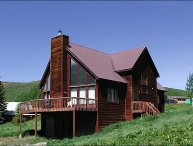Classic A-Frame Style Mountain Home - Amazing Mountain Views (1388)