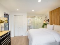 Furnished 1-Bedroom Duplex at Santa Monica Blvd & N Robertson Blvd West Hollywood