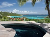 Luxury 4 bedroom St. Barts villa. Perfect for couples searching for a private villa!