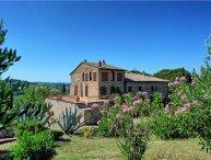 5 bedroom Villa in Montespertoli, Tuscany, Italy : ref 2373077
