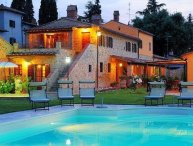 5 bedroom Villa in Arezzo, Tuscany, Italy : ref 2373133