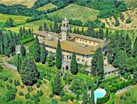 4 bedroom Apartment in Montespertoli, Tuscany, Italy : ref 2374076