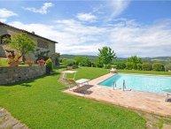 4 bedroom Villa in San Gimignano, Tuscany, Italy : ref 2374344
