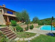 3 bedroom Villa in Certaldo, Tuscany, Certaldo, Italy : ref 2374384