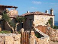 4 bedroom Villa in Baja Sardinia, Sardinia, Italy : ref 2374402