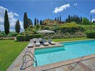 3 bedroom Villa in San Gimignano, Tuscany, Italy : ref 2374462