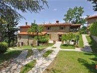 5 bedroom Villa in Cortona, Tuscany, CORTONA, Italy : ref 2374650