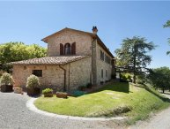 6 bedroom Villa in Montaione, Tuscany, Montaione, Italy : ref 2375095