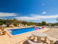 4 bedroom Villa in Calpe, Costa Blanca, Spain : ref 2031828