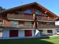 3 bedroom Apartment in Zweisimmen, Bernese Oberland, Switzerland : ref 2236170