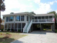 Carolina Soul - Folly Beach, SC - 5 Beds BATHS: 3 Full