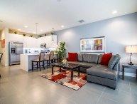 Modern 3 Bedroom 3 Bath Town Home near Disney. 1501RC