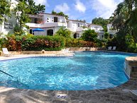 3 bedroom villa with pool, great for families