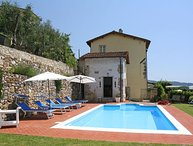 4 bedroom Villa in Camaiore, Tuscany, Italy : ref 2269989