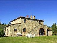 5 bedroom Villa in Radicofani, Tuscany, Italy : ref 2301418