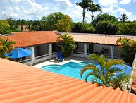 Great 5 bedroom villa with pool, perfect for families