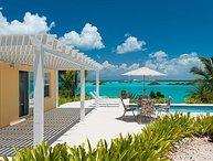 Breezy Palms Villa, set on the picturesque Chalk Sound, is a 4 bedroom, 3.5 bath property