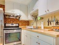 Furnished 1-Bedroom Cottage at M.L.K. Jr Way & Delaware St Berkeley