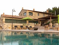 3 bedroom Villa in Casole d Elsa, Siena and surroundings, Tuscany, Italy : ref 2383069