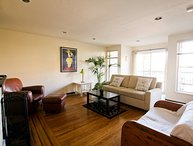 Furnished 1-Bedroom Apartment at Broderick St & Haight St San Francisco