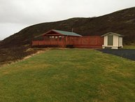 Holiday cottage close to Golden circle