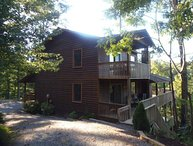 The Cabin at Whispering Creek