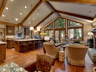 Walk to Private Tahoe Beach from this Deluxe Home (ZC01)