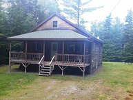 #202 Private Cabin with snowmobile trail access!