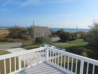 Modern Cape Beach House, 1 minute walk to Red River Beach in Harwich Port: 022-H