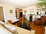 Furnished 1-Bedroom Apartment at Broderick St San Francisco