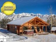 Big Sky Moonlight Basin | Cowboy Heaven Cabin 82 Cowboy Heaven