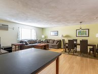 Furnished 3-Bedroom Condo at Highland Ave & School St Somerville