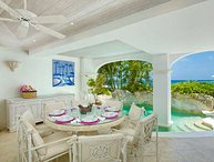 Beautiful 3 Bedroom Beachfront Apartment in Paynes Bay