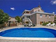 5 bedroom Villa in Porec, Istria, Markovci, Croatia : ref 2375027