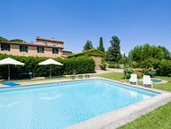 5 bedroom Villa in Siena, Siena and surroundings, Tuscany, Italy : ref 2383071