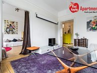 Colourful Apartment In Charming Area - 6039