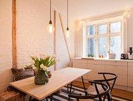 Stylish Copenhagen apartment well located near city