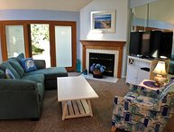 Ocean Edge townhouse with KIng, 2 Queens,  A/C - TR0640