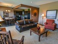 Radium Hot Springs Bighorn Meadows Resort 3 Bedroom Condo